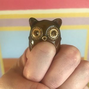 Marc By Marc Jacobs Owl Ring